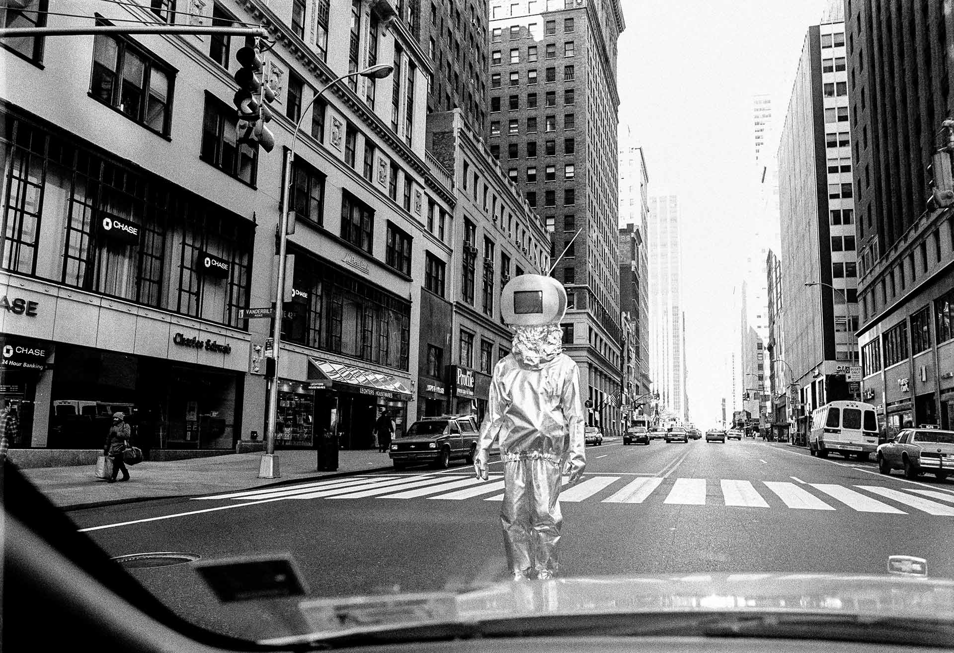 42nd St. Alien - Antonio Mari